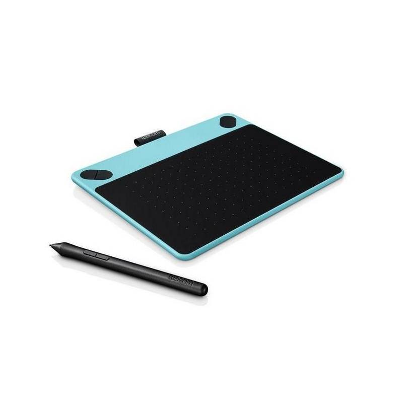 Tablet Wacom Intuos Comic Pen&Touch S (CTH-490CB) modrý