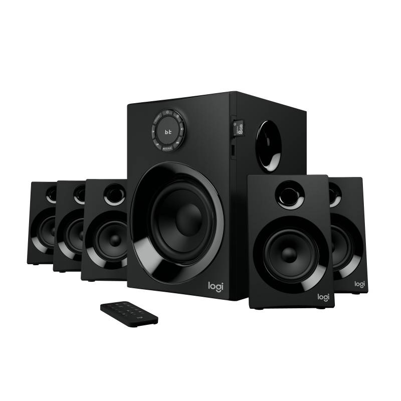 Reproduktory Logitech Z607 5.1 (980-001316) černé