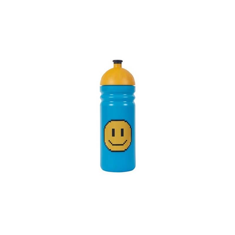 Zdravá láhev 0,7 l, smajlík