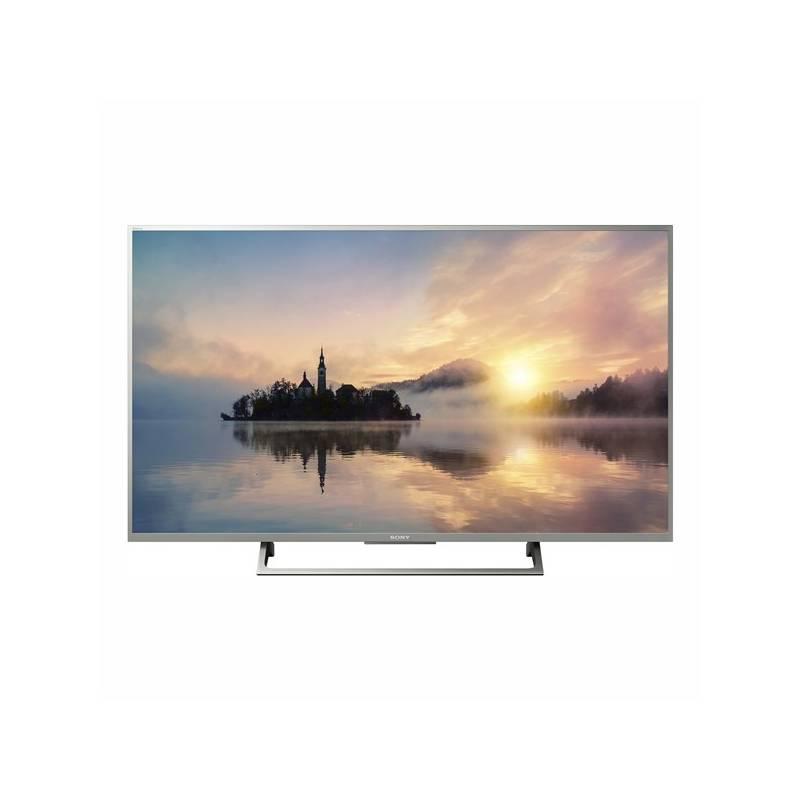 Televízor Sony KD-43XE7077S strieborná + Doprava zadarmo