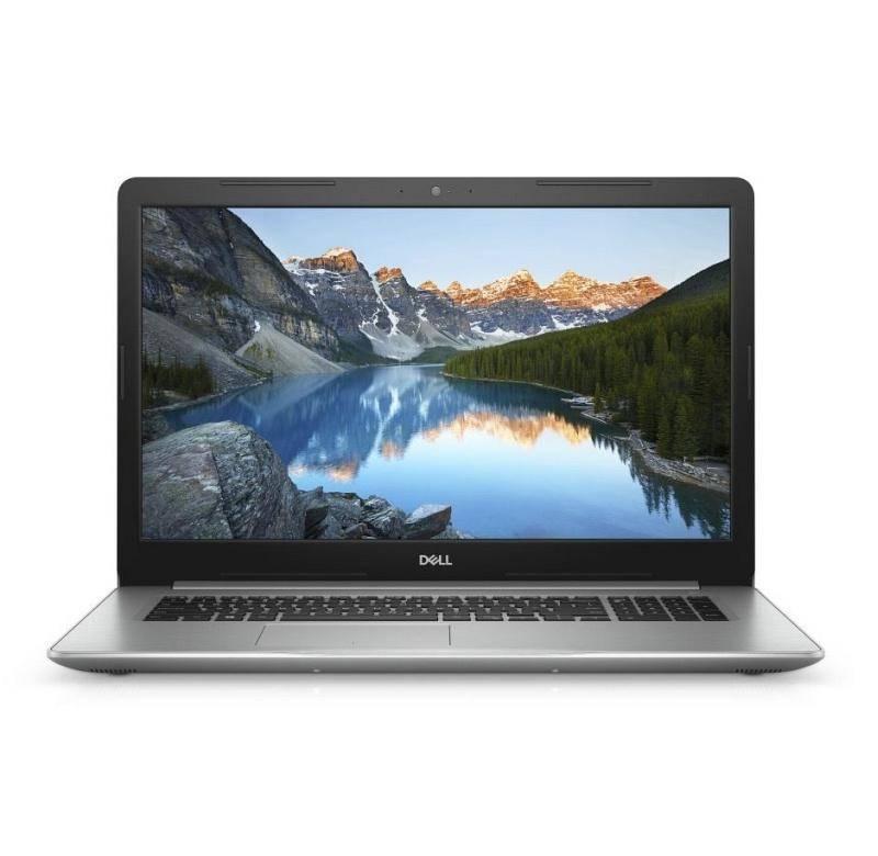 Notebook Dell Inspiron 17 5000 (5770) (N-5770-N2-311S) strieborný Software F-Secure SAFE, 3 zařízení / 6 měsíců (zdarma) + Doprava zadarmo