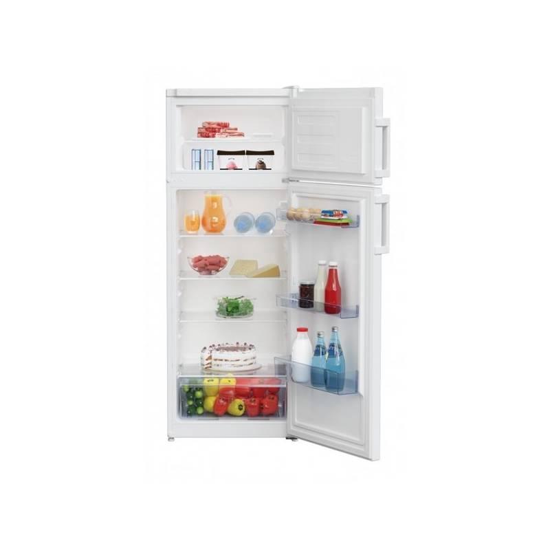 Chladnička Beko DSA 240 K21W biela + dodatočná zľava 10 %
