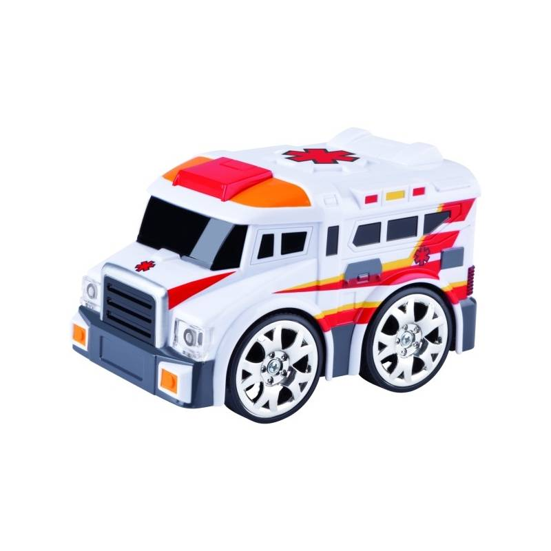 RC auto Buddy Toys BRC 00140 fire (313384)