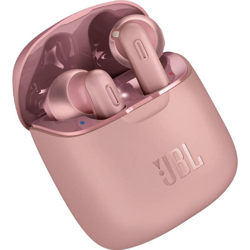 Słuchawki JBL Tune 220TWS Różowa | EUKASA.pl