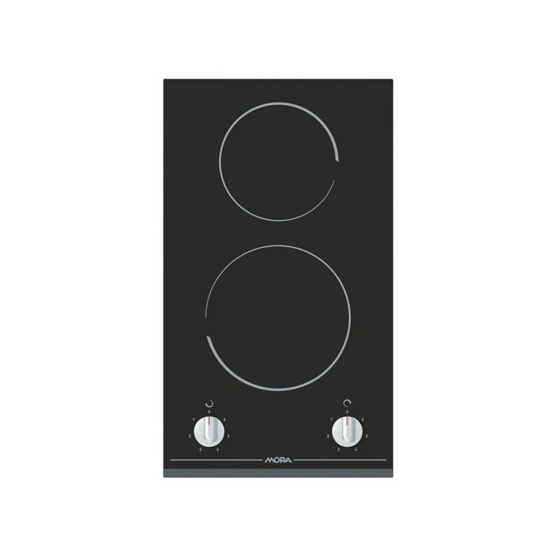 Sklokeramická varná deska Mora VDSK 321 FF černá