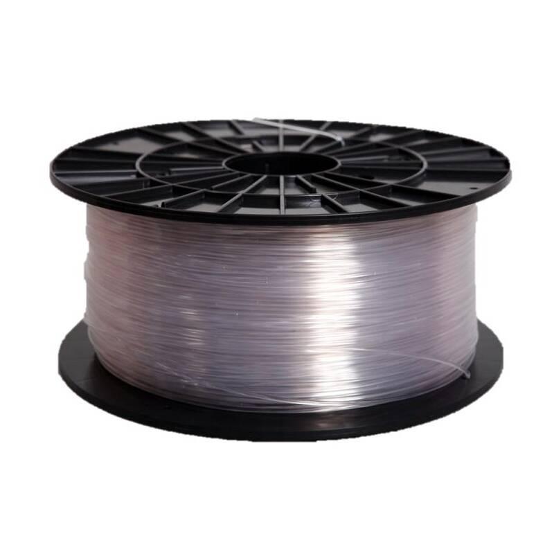 Tisková struna (filament) Plasty Mladeč 1,75 ABS-T, 1 kg (F175ABS-T_TR) průhledná