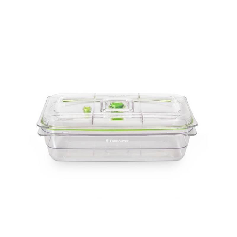 Dóza na potraviny Bionaire FoodSaver Fresh FFC010X zelená/průhledná