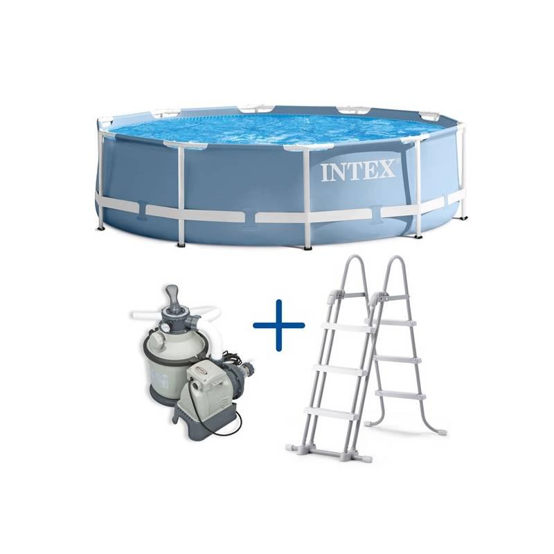 Bazén kruhový Marimex Florida 3,66x0,99, 10340200 + Doprava zadarmo