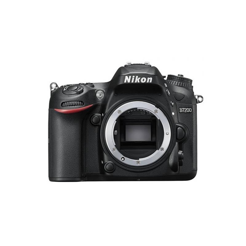 Digitálny fotoaparát Nikon D7200 tělo + Doprava zadarmo