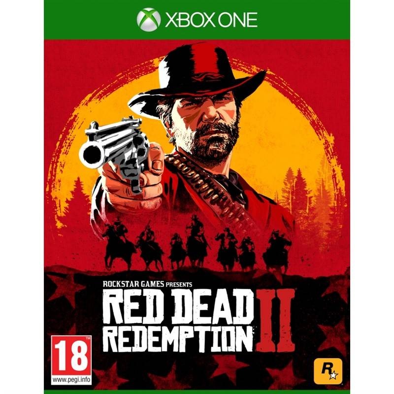 Hra RockStar Xbox One Red Dead Redemption 2 (5026555358989) + Doprava zadarmo