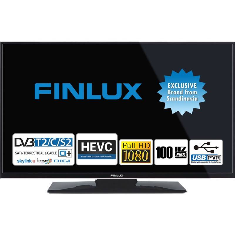 Televize Finlux 24FFD4660 černá