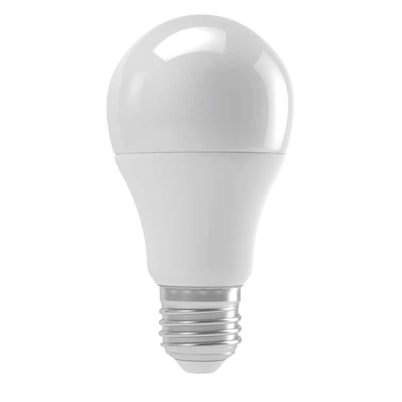 LED žiarovka EMOS klasik, 8W, E27, neutrální bílá (1525733400)