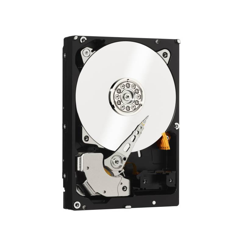 "Pevný disk 3,5"" Western Digital Black 6TB, SATA III, 7200rpm, 128MB cache (WD6002FZWX) čierny"