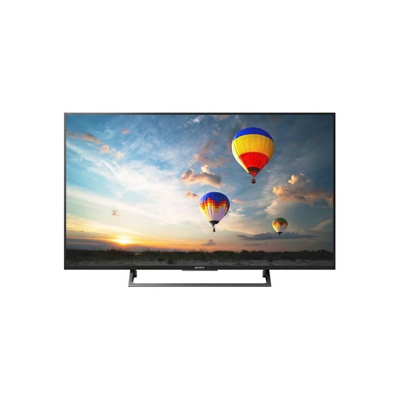Televízor Sony KD-49XE8005B čierna + Doprava zadarmo