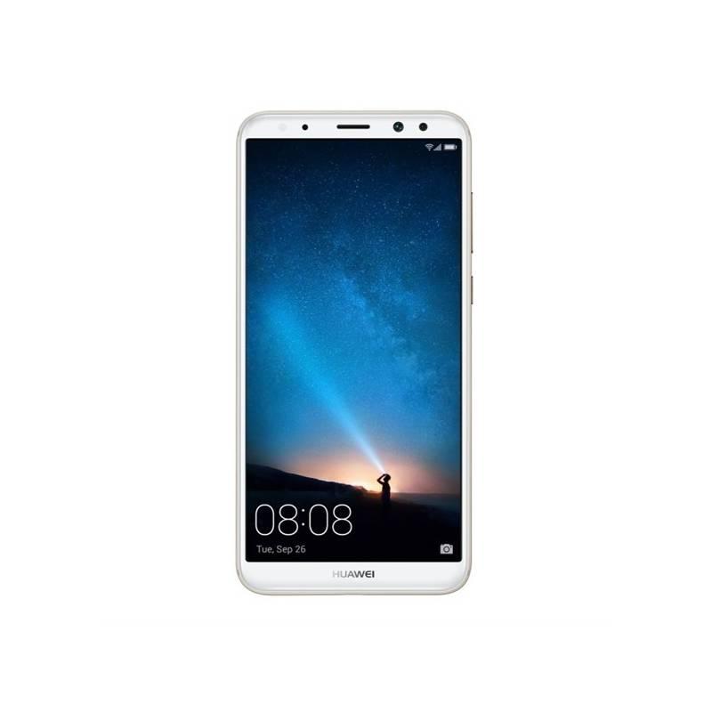 Mobilný telefón Huawei Mate 10 lite Dual SIM (SP-MATE10LDSGOM) zlatý + Doprava zadarmo