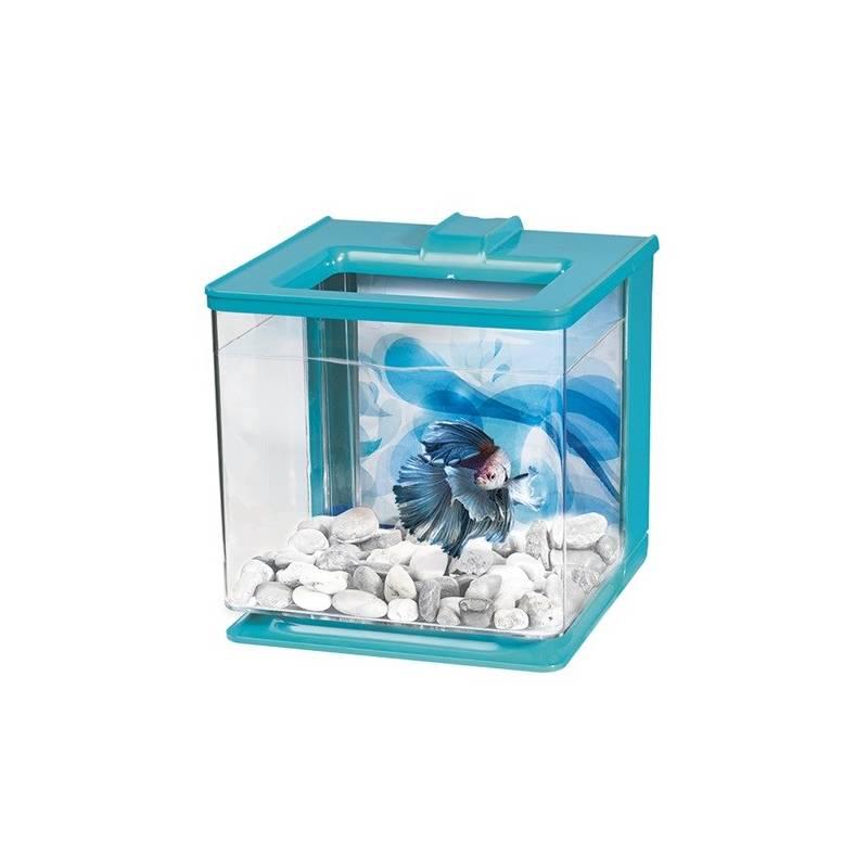Akvárium Hagen Akvárium Marina Betta EZ Care Kit 2,5l modré/plast