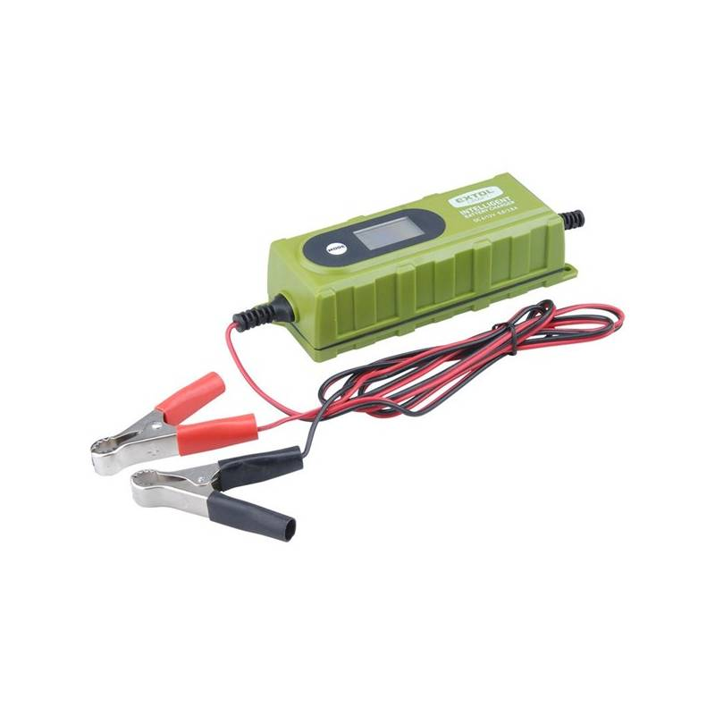 Nabíjačka autobatérií EXTOL Craft 417300