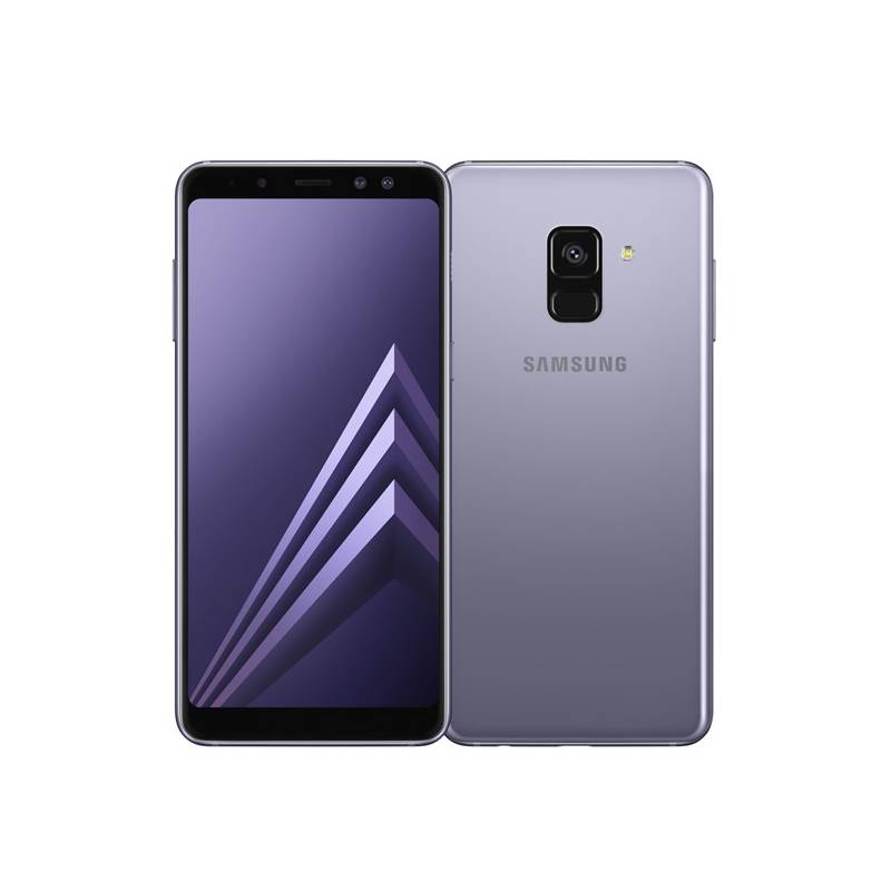 Mobilný telefón Samsung Galaxy A8 Dual SIM - Orchid Gray (SM-A530FZVDXEZ) + Doprava zadarmo