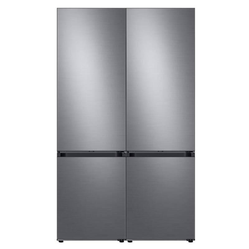 Americká chladnička Samsung Bespoke RB7300T RB38A7B6BSR/EF + spojovací sada RA-C00K3BAA nerez + Doprava zadarmo