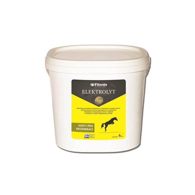 Krmivo FITMIN Horse Elektrolyt 4 kg