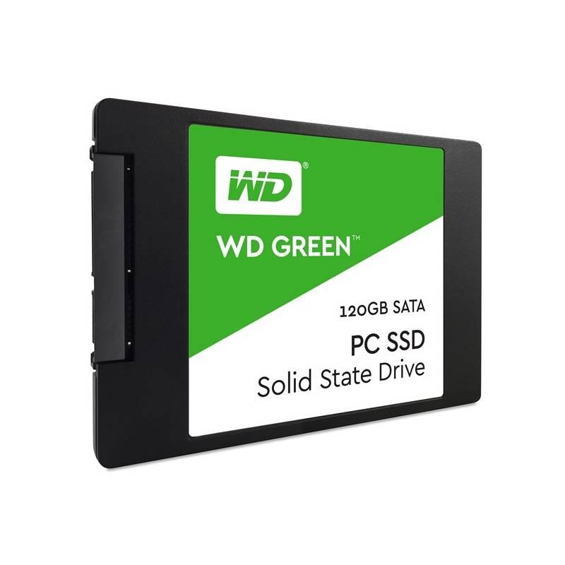 SSD Western Digital Green 3D NAND 120GB 2.5'' (WDS120G2G0A)