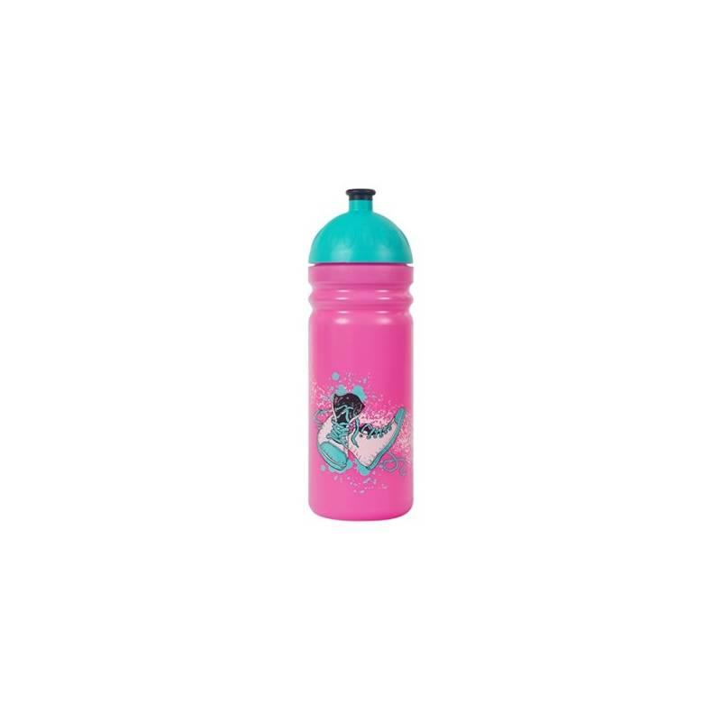 Fľaška na pitie Zdravá láhev tenisky 0,7 l