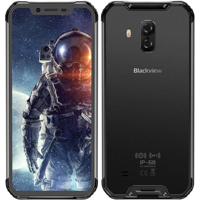 Mobilný telefón iGET BLACKVIEW GBV9600 Pro (84001574) čierny