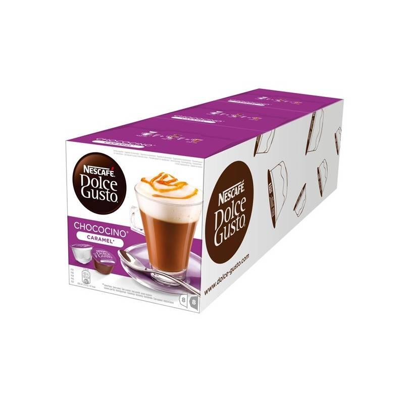 Kapsule pre espressa Nescafé Dolce Gusto Choco Caramel 3 balení