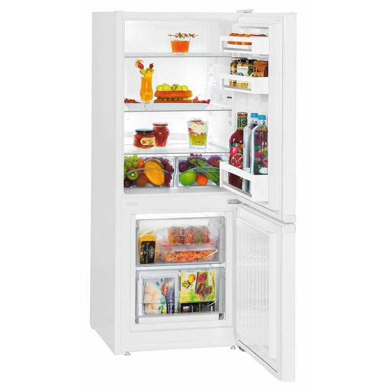 Kombinácia chladničky s mrazničkou Liebherr CU 2331 biela + Doprava zadarmo