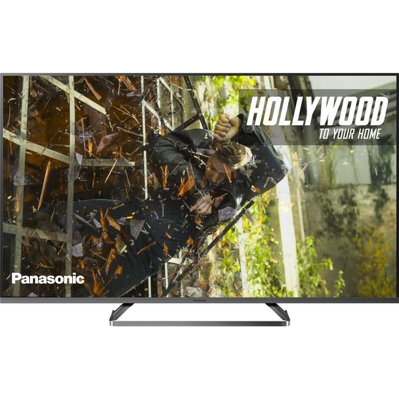 Televízor Panasonic TX-50HX810E čierna/strieborná + Doprava zadarmo