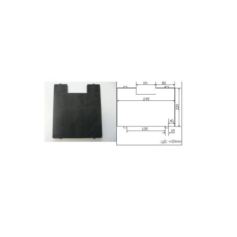 Uhlíkový filter Amica FWK 250