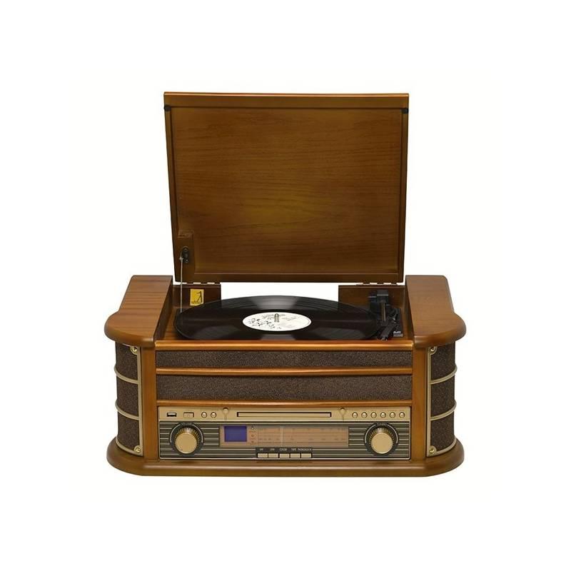 Gramofón Orava SK RR-65 drevený
