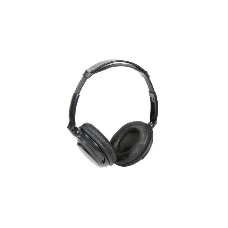 Slúchadlá Panasonic RP-HTF295E-K (185723) čierna
