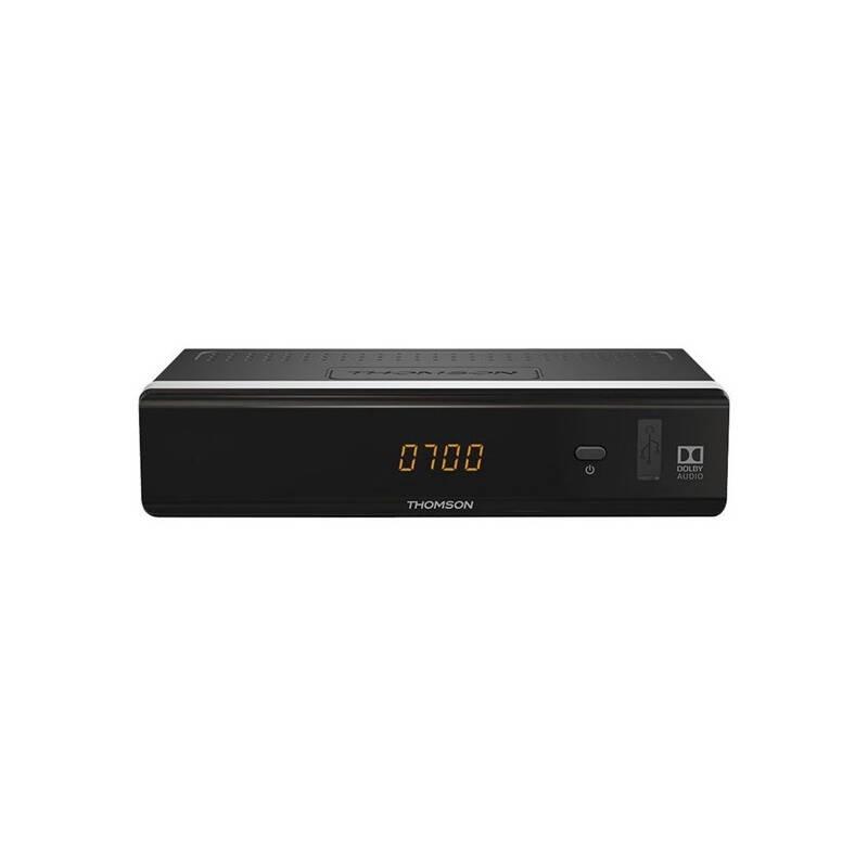 DVB-T2 prijímač Thomson THT712 (THT712) čierny