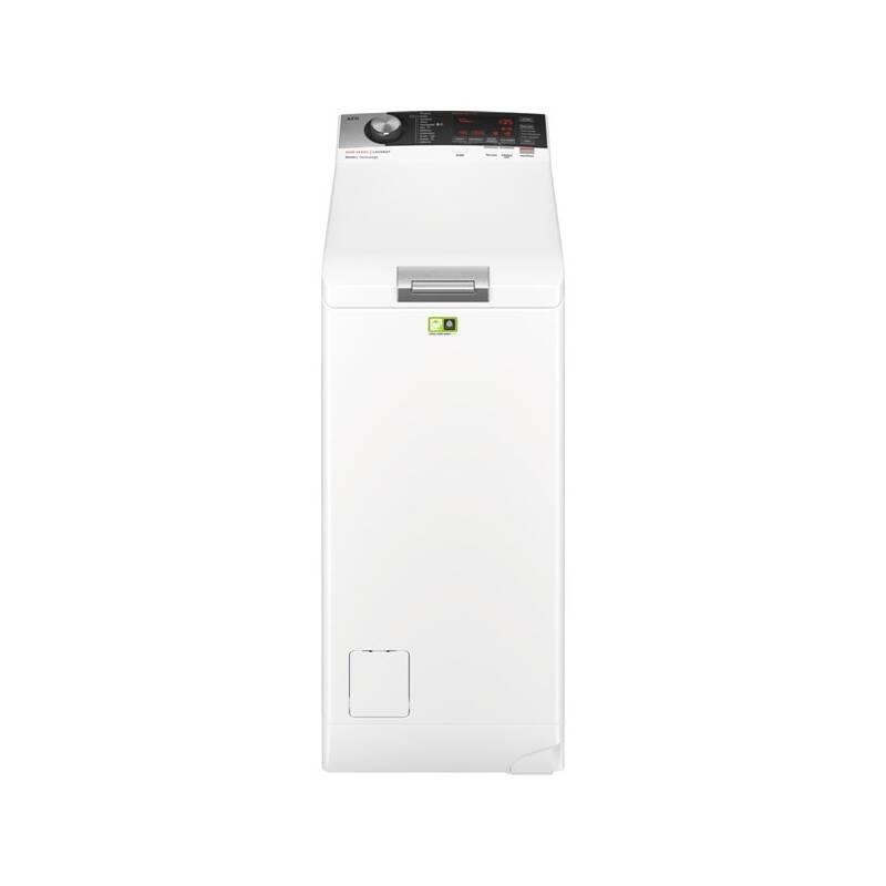Automatická práčka AEG LTX8C373C biela + Doprava zadarmo