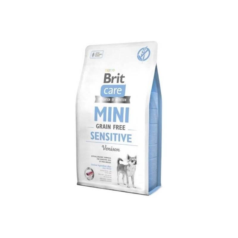 Granule Brit Care Dog Mini Grain Free Sensitive 7 kg