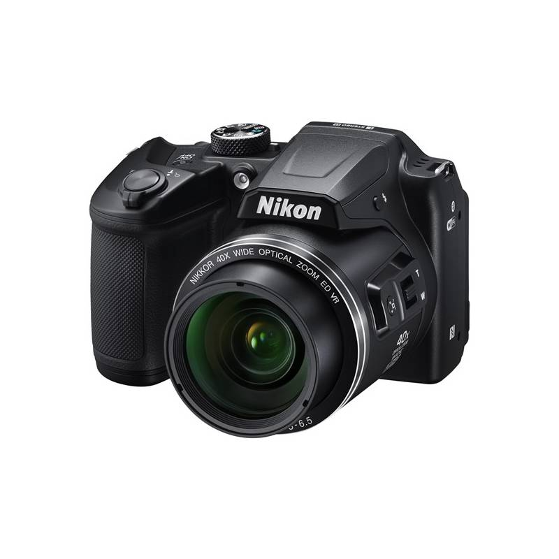 Digitálny fotoaparát Nikon Coolpix B500 čierny Zimní čepice I AM NIKON (zdarma) + Doprava zadarmo