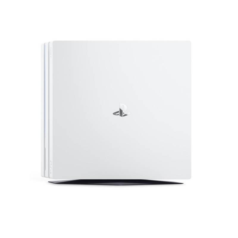 Herná konzola Sony PlayStation 4 PRO 1TB (PS719347774) biela + Doprava zadarmo