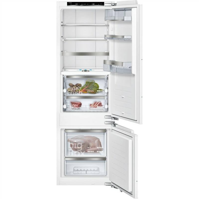 Kombinácia chladničky s mrazničkou Siemens KI87FPF30 + Doprava zadarmo