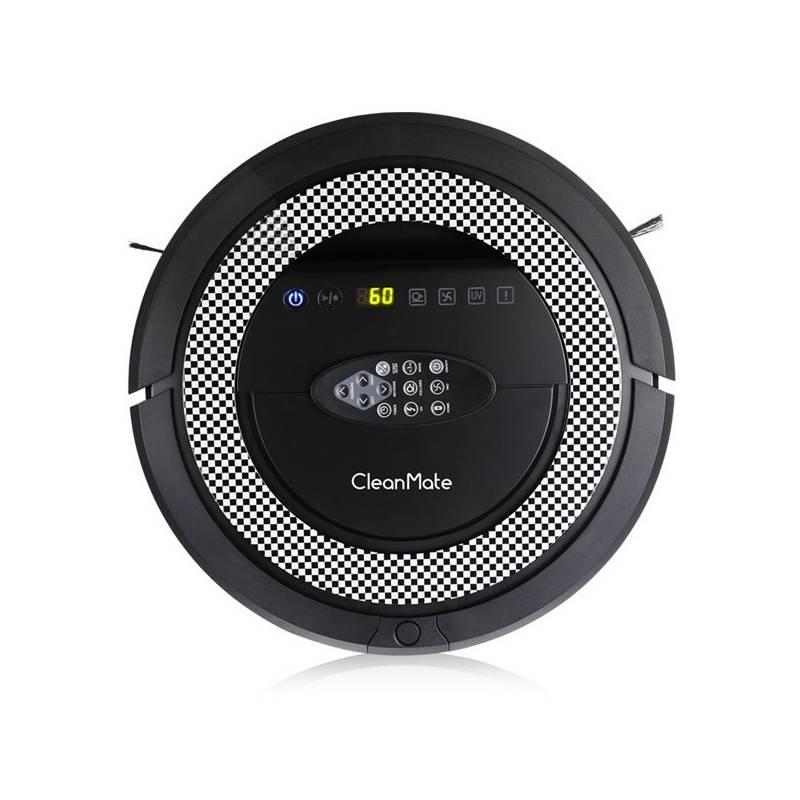 Vysávač robotický CleanMate QQ5S čierny + Doprava zadarmo
