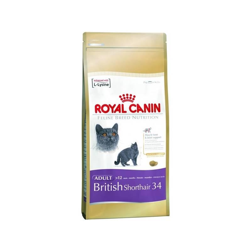 Granule Royal Canin British Shorthair 10 kg