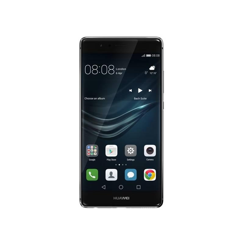 Huawei P9 32 GB Dual SIM - šedý (SP-P9DSTOM)