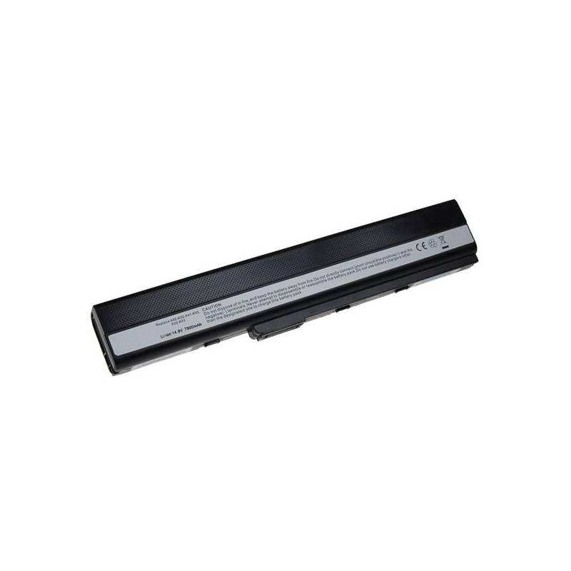Batéria Avacom pro Asus A42/A52/K52/X52 Li-Ion 14,8V 7800mAh (NOAS-K52H-S26)