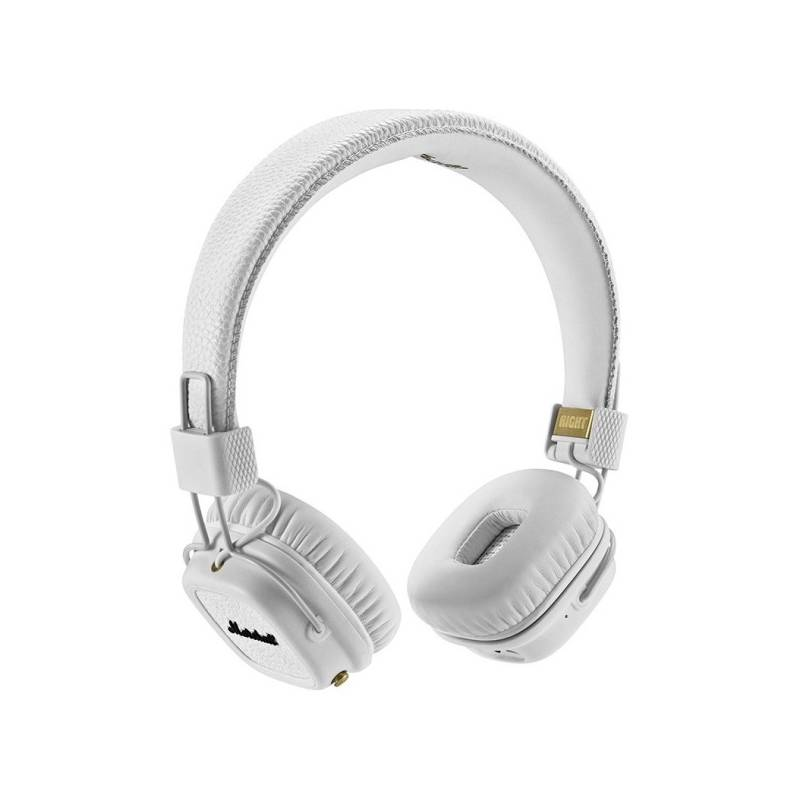 Slúchadlá Marshall Major II Bluetooth (04091794) biela + Doprava zadarmo