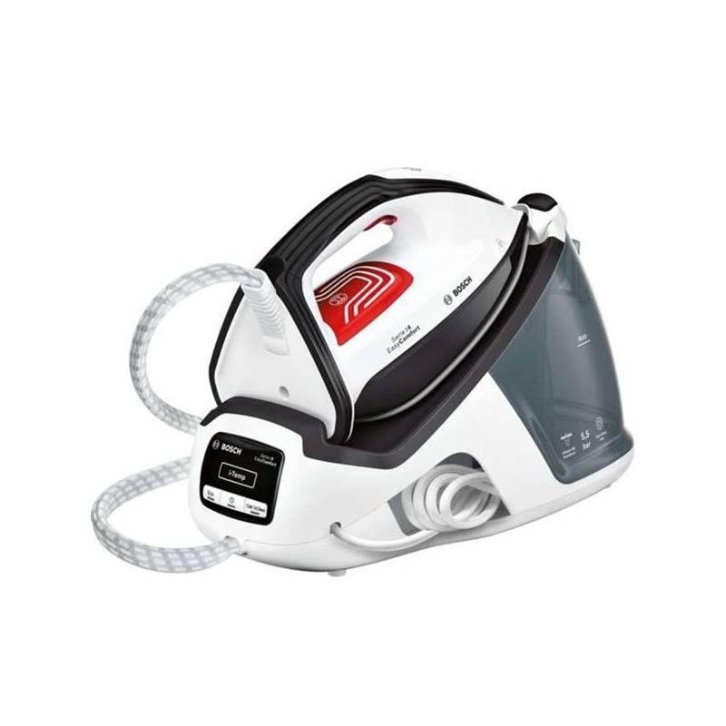 Žehliaci systém Bosch TDS4070 čierna/sivá