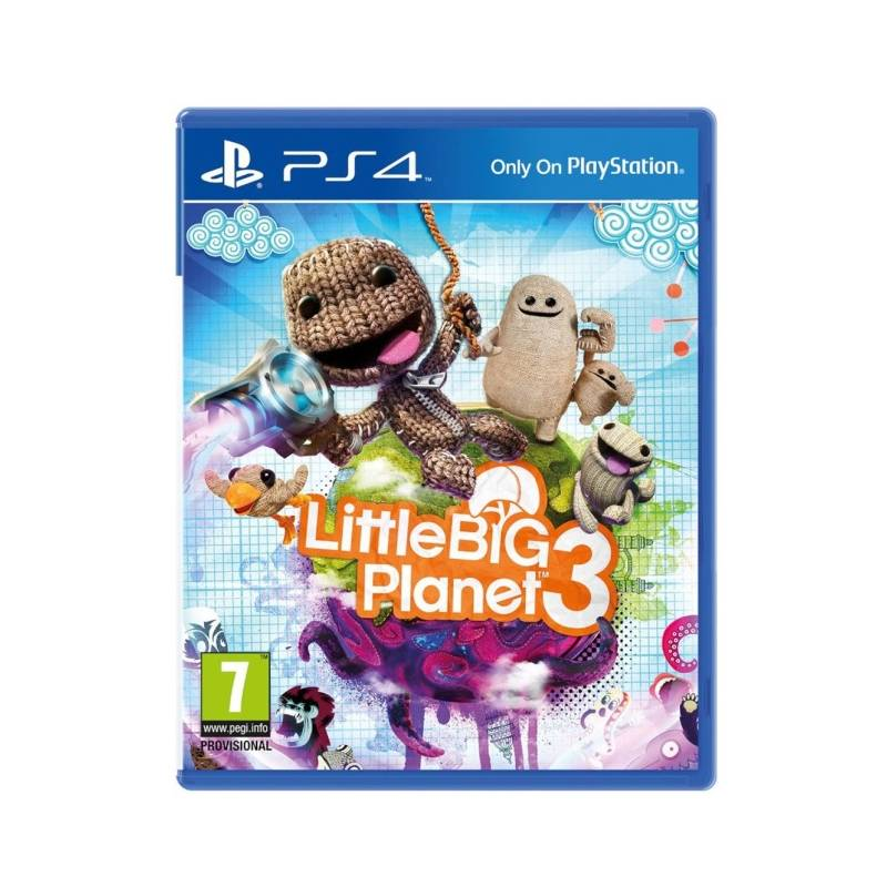 Hra Sony PlayStation 4 Little Big Planet 3 (PS719446316)
