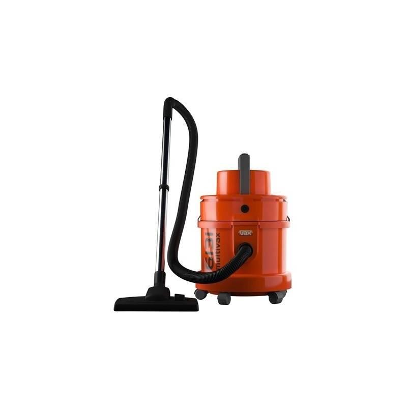 Vysávač viaceúčelový VAX Wet&Dry 6131A Multifunction oranžový