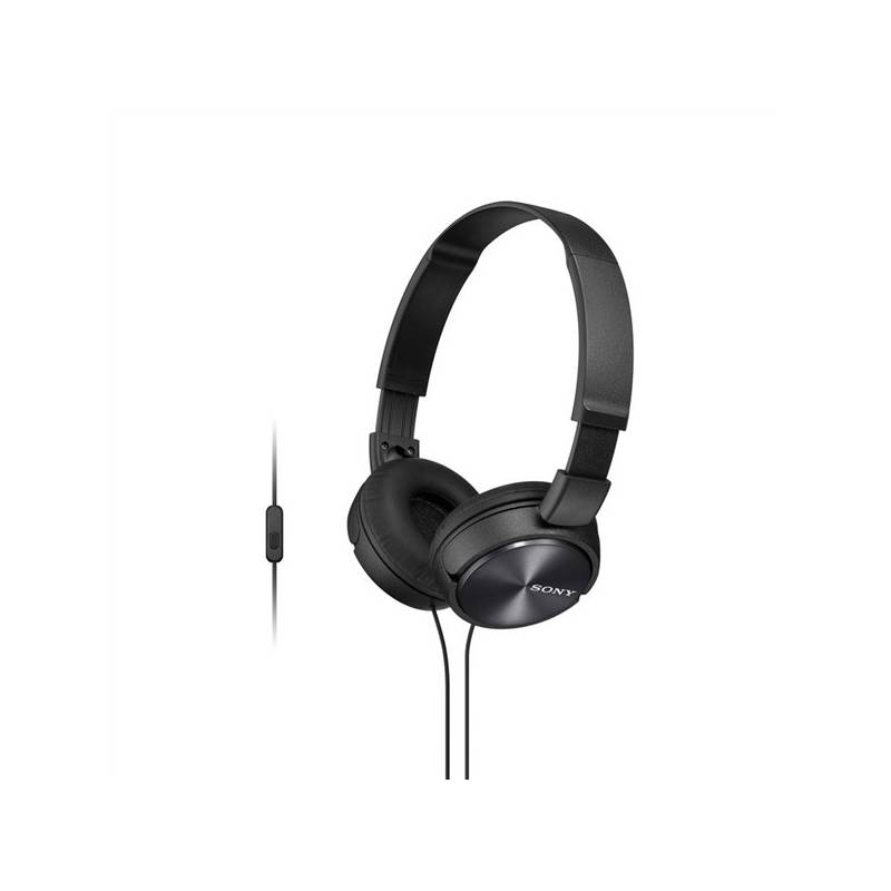 Sluchátka Sony MDRZX310APB.CE7 (MDRZX310APB.CE7) černá