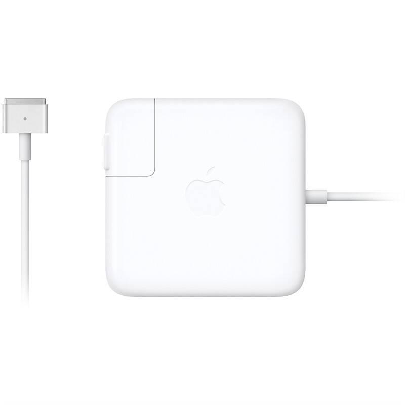 """Napájecí adaptér Apple MagSafe 2 Power - 60W, pro MacBook Pro 13"""" s Retina displejem (MD565Z/A) bílý"""
