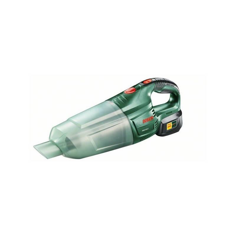 Vysávač akumulátorový Bosch PAS 18 LI (bez baterie)